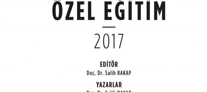 Türkiye'de Otizm Spektrum Bozukluğu ve Özel Eğitim