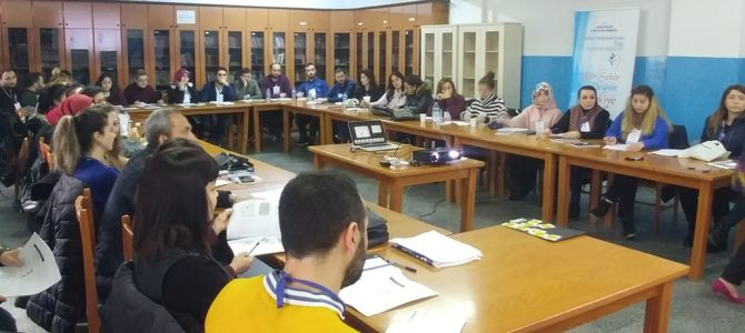Öğretmen Adaylarının Mesleki Gelişimleri Desteklendi